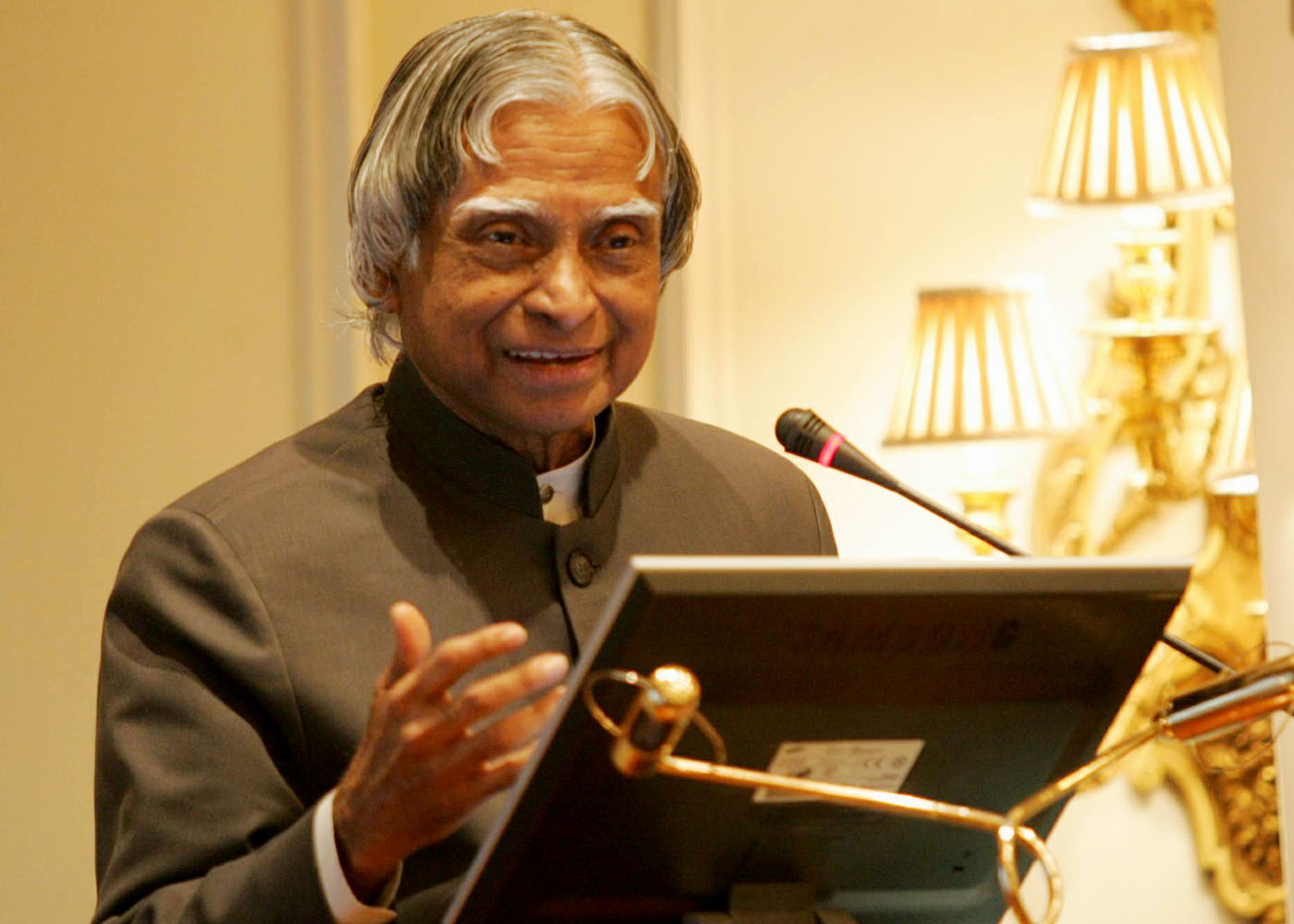 Dr. APJ Abdul Kalam  at TKMCE Golden Jubilee Valedictory address