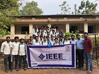 IEEE CUSAT SB PES & IAS Membership Development Session