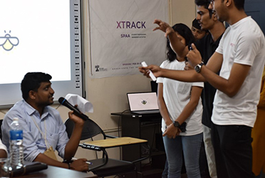 Read more about the article XTRACK – Student Professional Awarness Activities (SPAA)