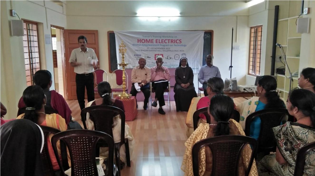IEEE Women Empowerment Programme, IEEE Kerala Section LMAG & PES