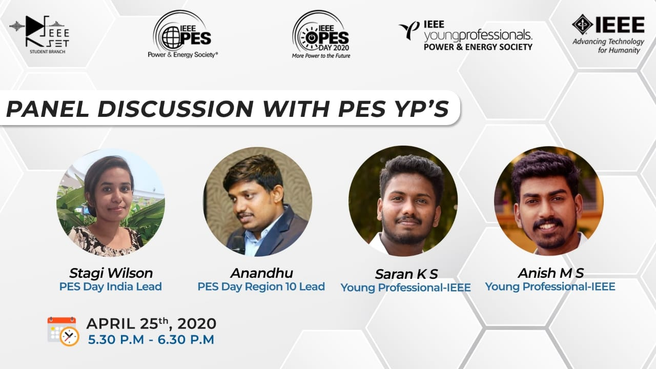 Panel Discussion With YPs