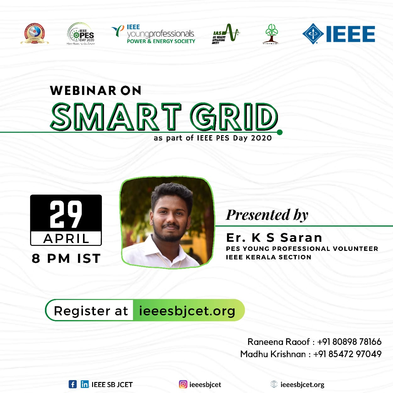 Read more about the article Webinar: Smart Grid