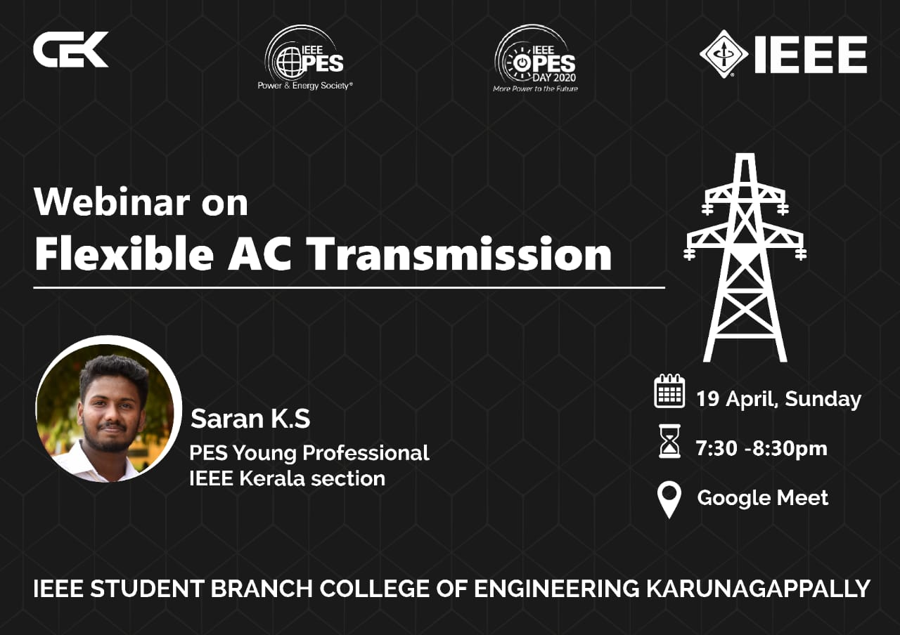 Read more about the article Webinar: Flexible AC transmission