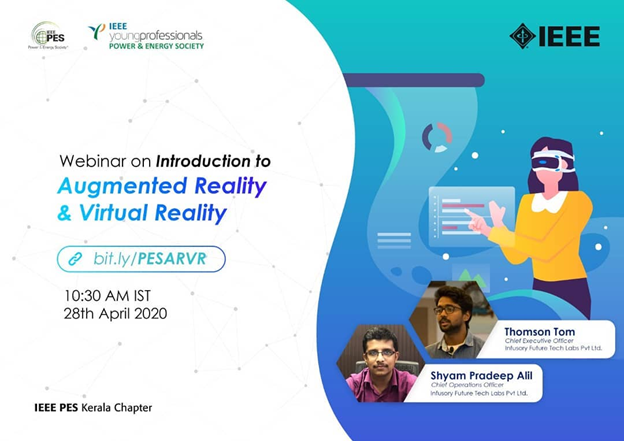 Read more about the article Webinar: Introduction to Augmented Reality and Virtual Reality
