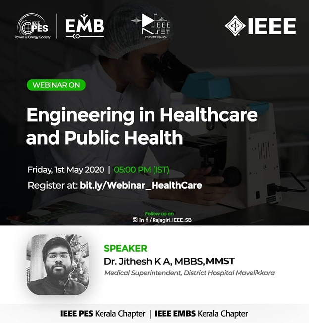 Webinar: Engineering in Healthcare and Public Health Facilities
