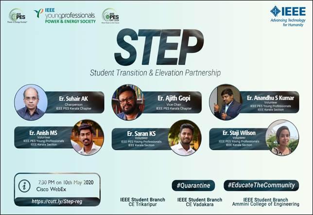 Student Transition & Elevation Partnership (STEP)