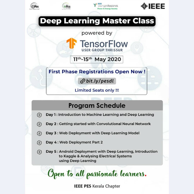 Deep Learning Master Class