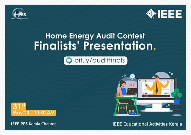 Home Energy Auditing – Final Round