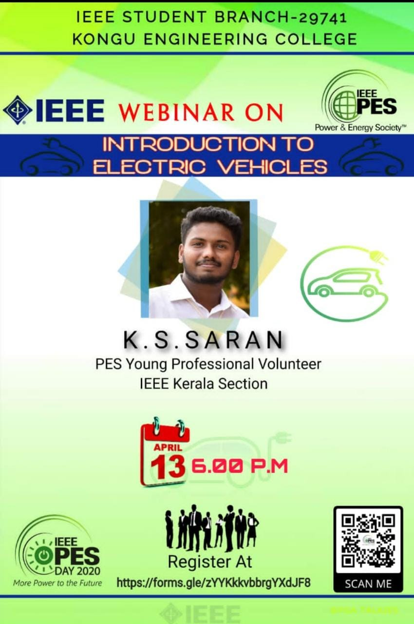 Introduction to Electric Vehicles