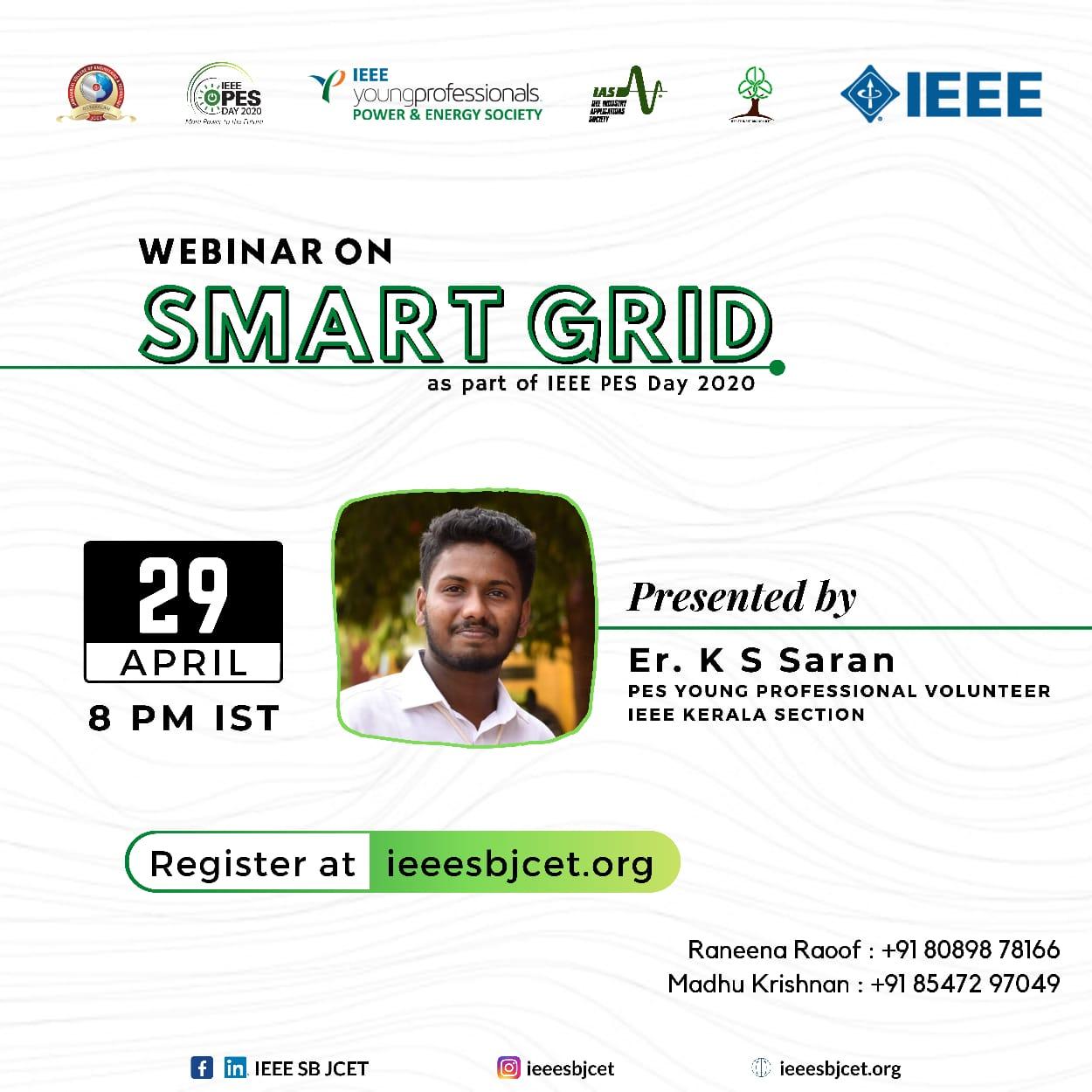 Smart Grid Poster