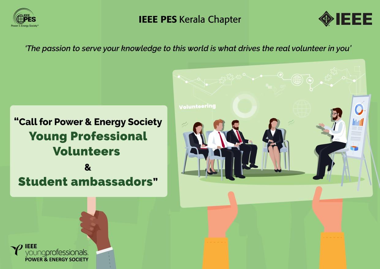 PES YP Kerala Volunteer Call 2020