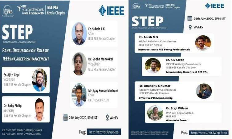 Student Transition & Elevation Partnership (STEP) – [#3086]