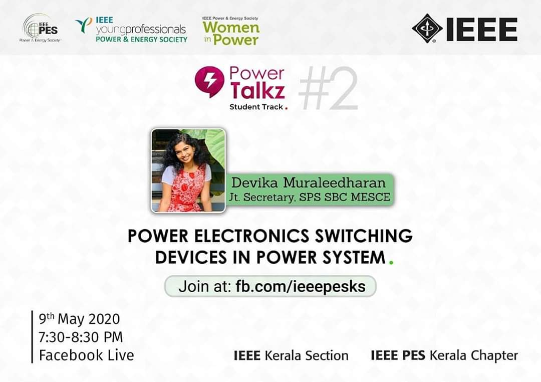 Read more about the article PowerTalkz: Power Electronics Switching Devices