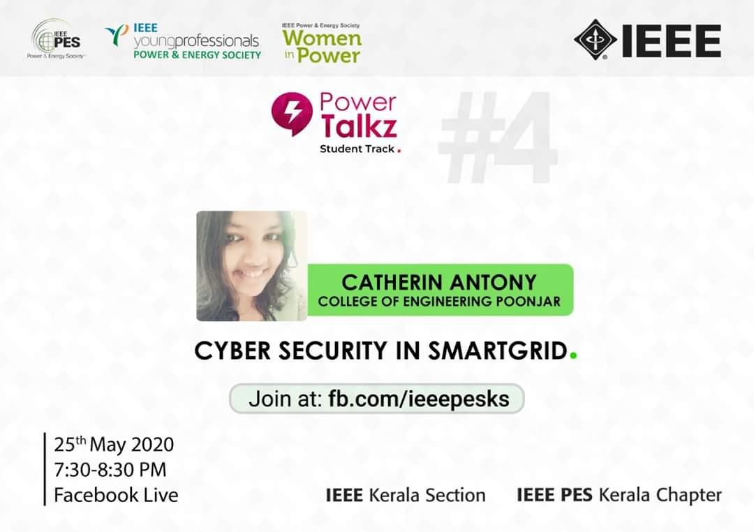 PowerTalkz: Cyber Security in Smart Grid