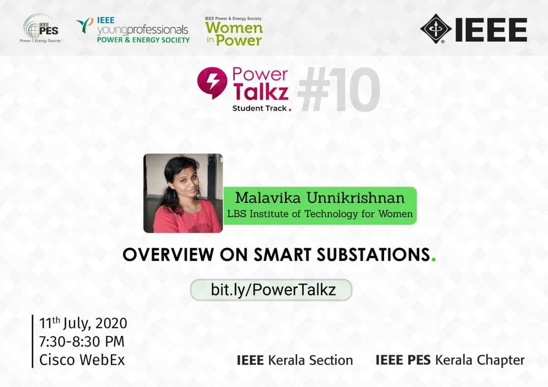 PowerTalkz: Overview on Smart Substations