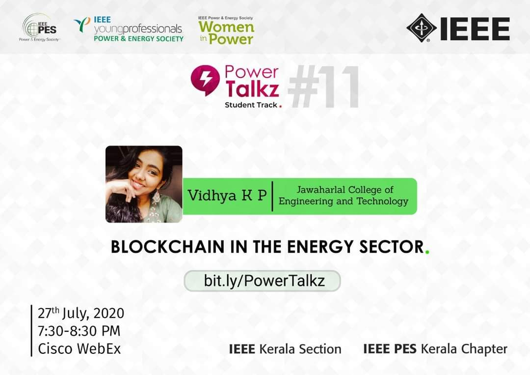 Read more about the article PowerTalkz: Blockchain in the Energy Sector