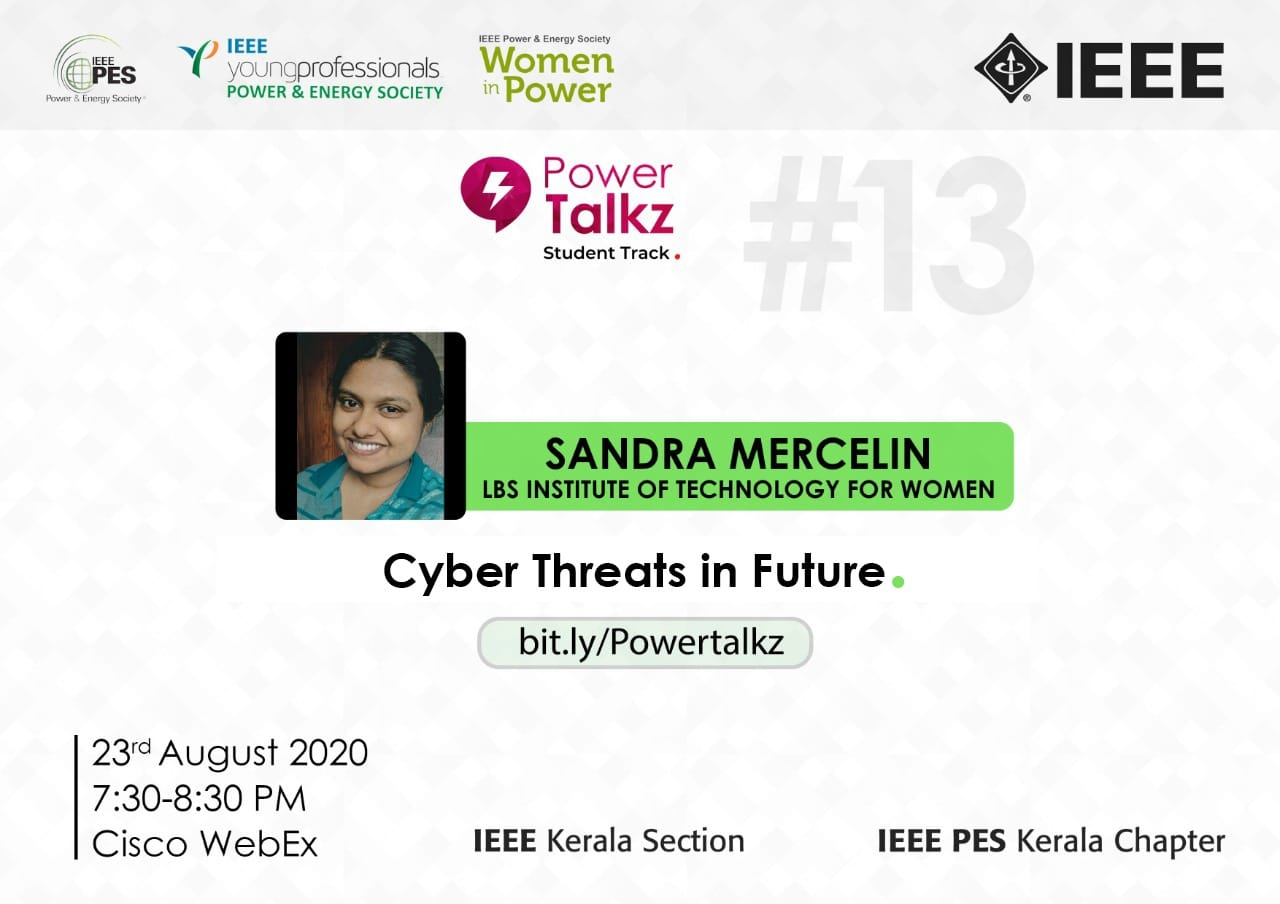 Read more about the article PowerTalkz: Cyber Threats in Future.