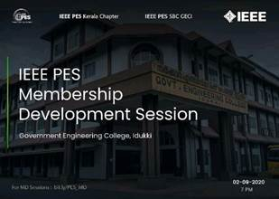 Membership Development Sessions