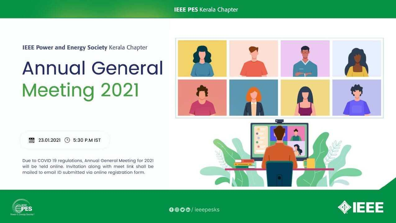 Read more about the article REPORT of AGM 2021