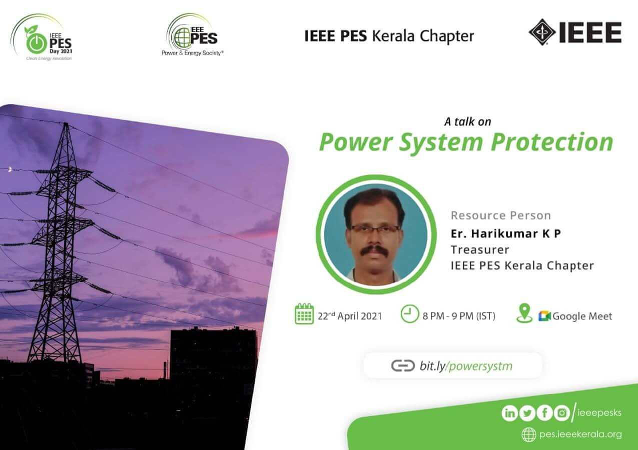 Read more about the article Technical Talk: Power System Protection
